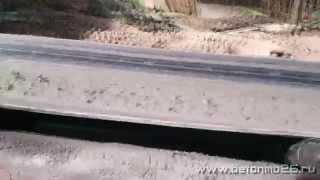 Подача бетона лентой где купить в пензе бетон