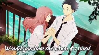 nightcore would you still love me? lyrics