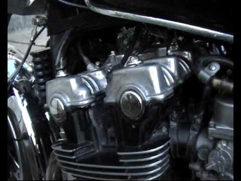 HondaCB 900F 1983 eliminazione battito motore