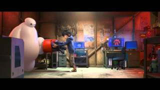 "Big Hero 6: ""Immortals"" – Fall Out Boy - Movie Scene 720p"