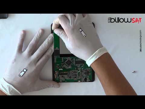 Montaje Y Desmontaje Ebook E01FL / Assembly And Disassembly Ebook E01FL