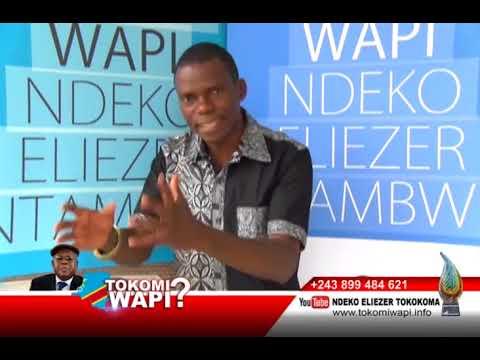 TOKOMI WAPI 25 05 2018 BATU BAZA KOSILA NA CONGO BA NANI BAKO VOTER?