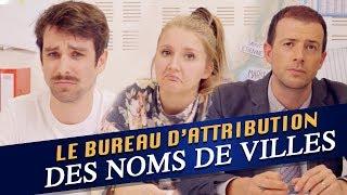 LE BUREAU D'ATTRIBUTION DES NOMS DE VILLES