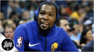 Reacting to Kevin Durant