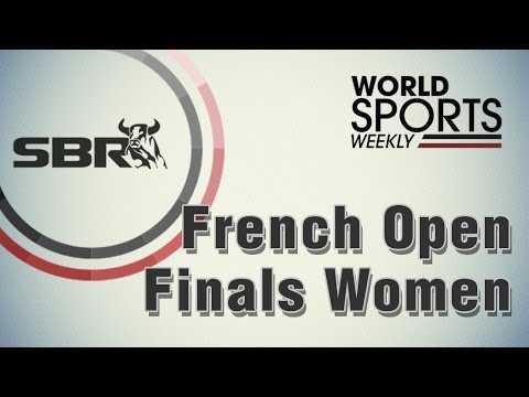 Maria Sharapova vs Simona Halep | Womens' French Open Finals 2014