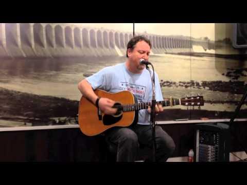 Mitch Mann - Kodachrome (Live at Florence Visitor Center)