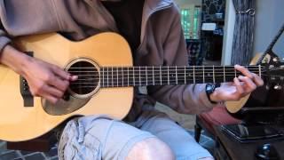 Struttin (played very slowly)- Tommy Emmanuel/Jerry Reed