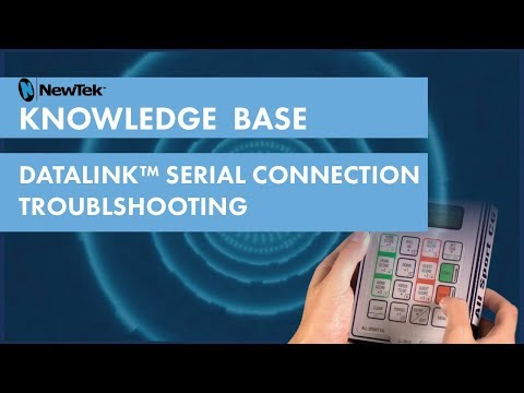 Knowledge Base - Datalink Connection Troubleshooting