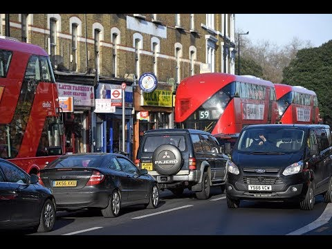 أخبار الإقتصاد | حظر بيع سيارات #البنزين والديزل  - 20:22-2017 / 7 / 26
