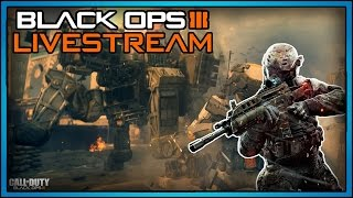 BO3 : Multiplayer gameplay ps4 Live Stream #Joeeazy GG