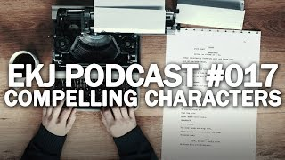 EK Jonathan PODCAST #017 :: Writing Compelling Characters + STAND update