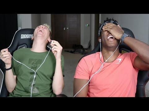 Download Youtube: REACTING TO OLD VIDEOS WITH MINIMINTER