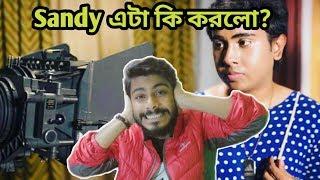 Sandy Saha Rap Song Kada Laga | Sandy Saha Roast | Bangla Funny Video 2018 | SS Troll