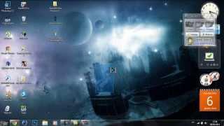 Como trocar a Orb do Windows 7