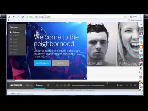 How to Log Into My Old MySpace Account : The Tech Factor