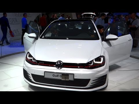 2013 vw golf vii gti in detail 1080p full hd youtube. Black Bedroom Furniture Sets. Home Design Ideas