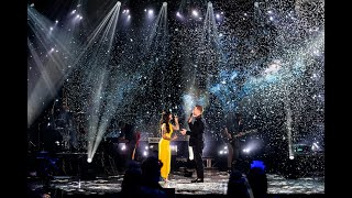 """JP Saxe & Julia Michaels Perform """"If The World Was Ending"""" (Dick Clark's NYRE 2021)"""