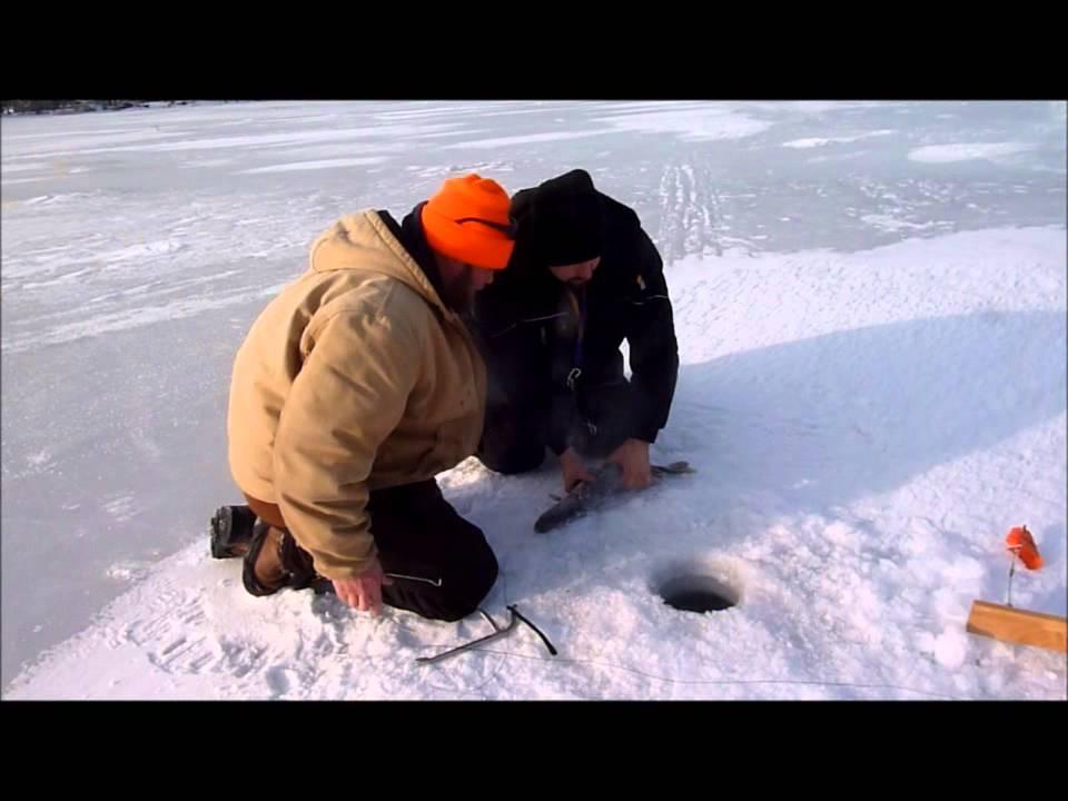 Madison wisconsin ice fishing youtube for Ice fishing videos on youtube