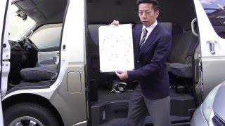 京都ジャンボタクシー予約センター萬転 タクシーの内部公開