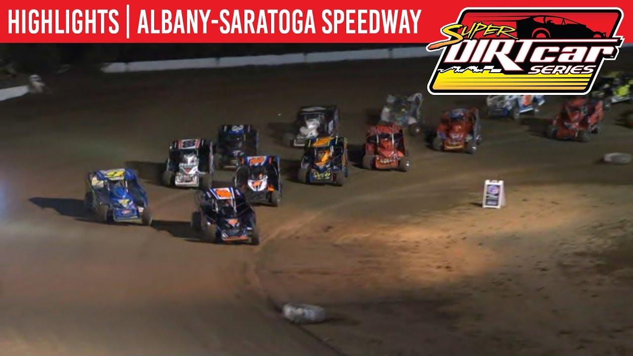 Super DIRTcar Series Big Block Modifieds Albany-Saratoga Speedway September 21, 2019 | HIGHLIGHTS