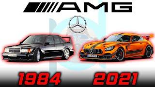 Mercedes AMG - EVOLUTION (1984~2020)