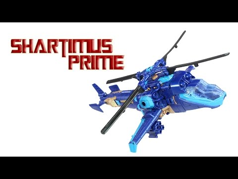 Transformers 4 Drift Voyager Class Age of Extinction Toy Movie Action Figure Review
