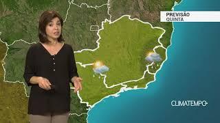 Previsão Sudeste – Ar  fica mais quente e úmido