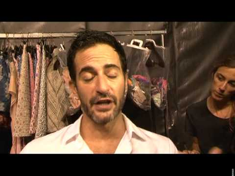 Exclusive interview with Marc Jacobs for Louis Vuitton