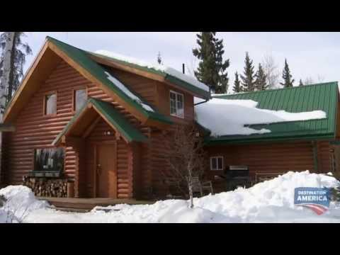 The North Pole House | Buying Alaska