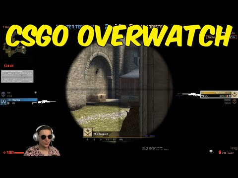 We Caught All the Hackers - CSGO Overwatch