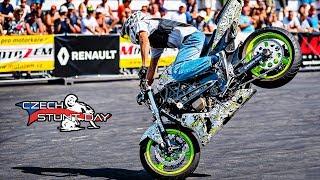 Russian Stunt Denis Rybalko Czech Stunt Day