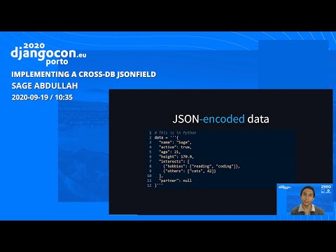 Image from Implementing a Cross-DB JSONField - Sage M. Abdullah