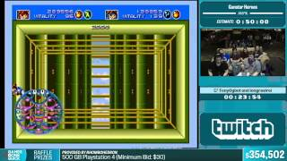 Gunstar Heroes (co-op) by iongravirei, TonyOgbot in 48:42 - Summer Games Done Quick 2015 - Part 76
