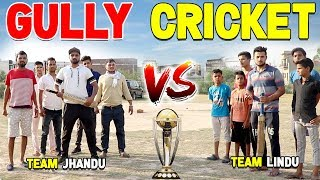 Desi GULLY CRICKET | ICC Cricket World Cup 2019 - Shubi Creations
