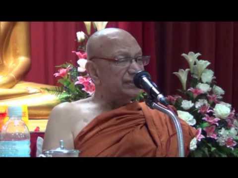 Harmonious Speech by Ven Dr Punnaji