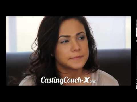 couch x stella funke Alyssa casting ann