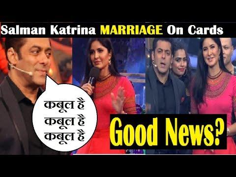चल रही है Katrina Salman की शादी की तैयारियां?|| Bigboss में खुली पोल|| Kat In Bigboss 11