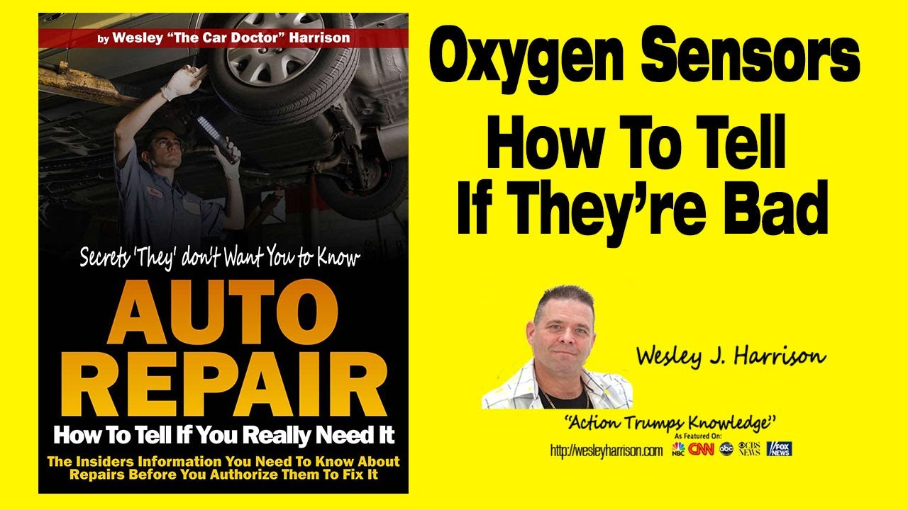 Oxygen Sensor Is It Really Bad How To Tell If You