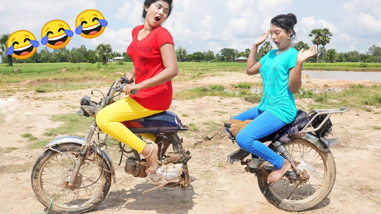 Download Must Watch New Comedy Video 2021 Challenging Funny Video 2021 Episode 119 By Funny Day Rafa Fun TV