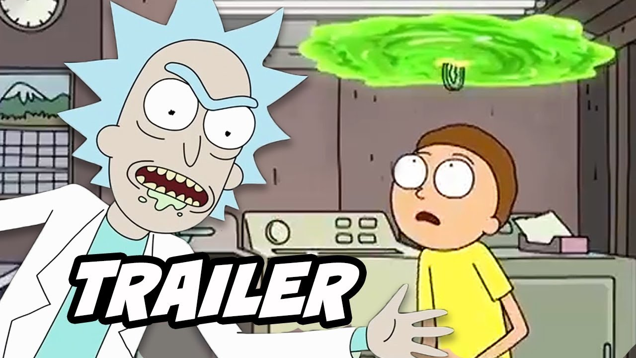 rick and morty season 3 release