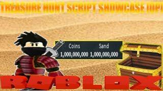Treasure Hunt Simulator Script Showcase Fast Sand, Quick Cash and MORE! [OP]