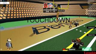 Roblox Football | Amazing Plays | Highlight Reel | Best Moments