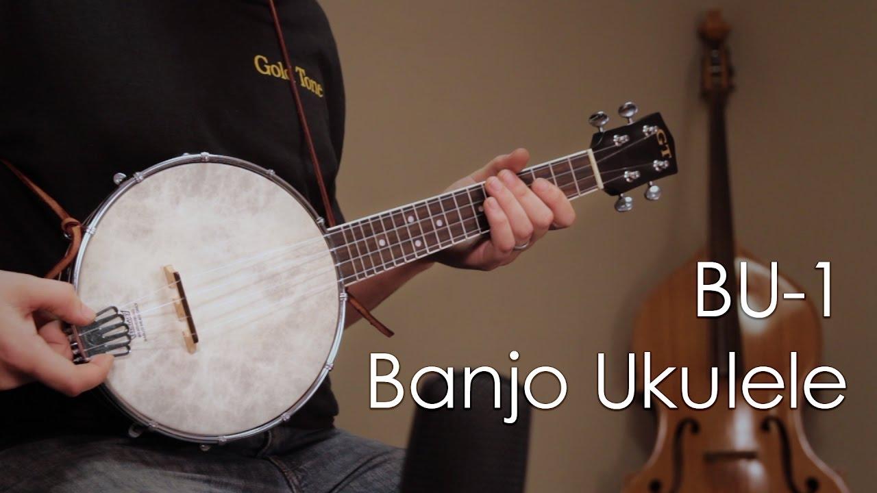 Gold Tone Banjo Strap LS
