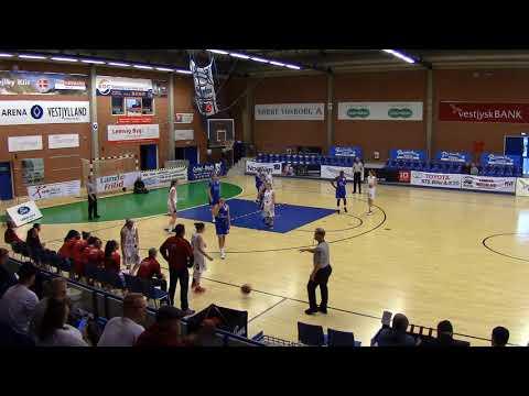 Lemvig Basket vs. Virum Vipers 30.09.2017