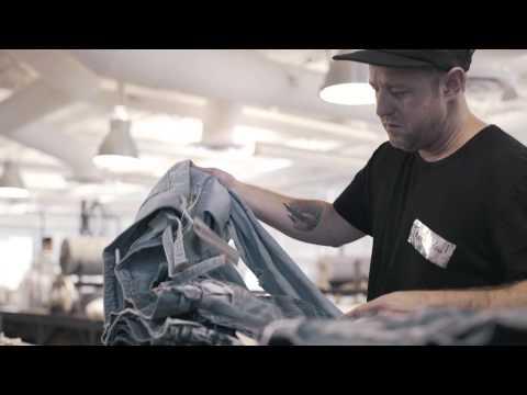 True Religion The Art Of Denim Series : Fabric