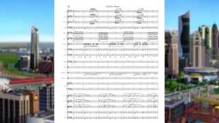 SimCity Theme (2013) - Chris Tilton - Orchestral Sheet Music