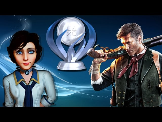 Bioshock: Infinite - Platinum Journey