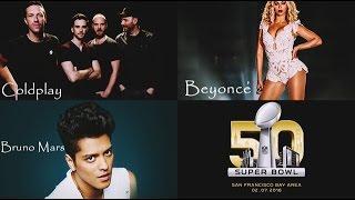 Coldplay, Beyoncé e Bruno Mars HD (Halftime Show 2016 - LEGENDADO)