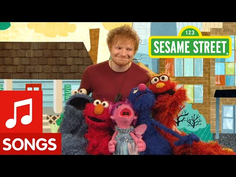 Sesame Street: Ed Sheeran Two Different Worlds