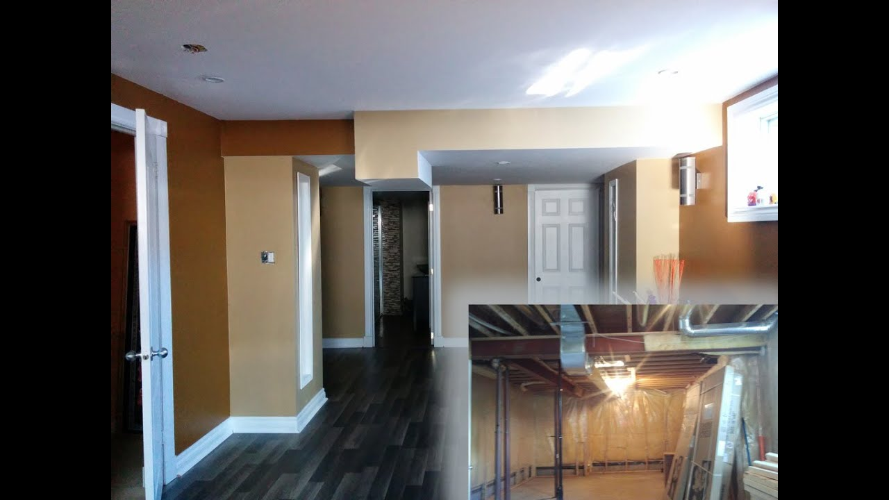 Man Caves Diy Application : Building and finishing a basement man cave diy project